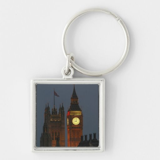 Ben-Londres-Inglaterra grande Llaveros