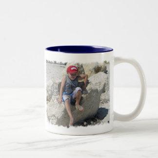 Ben Maskes Sands FL Two-Tone Coffee Mug
