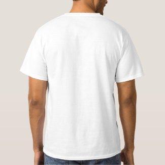 Ben McKee Designs Hot Rod art (front only) Tee Shirt