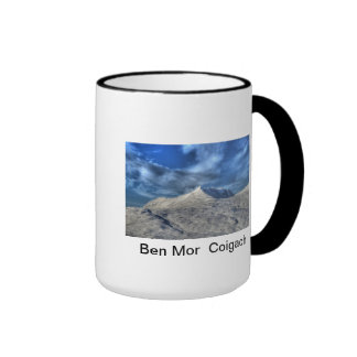 Ben Mor  Coigach Ringer Mug