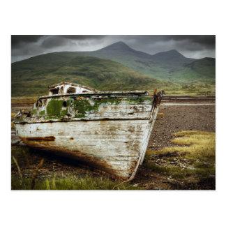 Ben More Isle of Mull Postcard