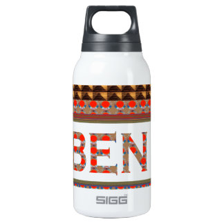 BEN name: Template Add your NAME or Photo  GOODLUC SIGG Thermo 0.3L Insulated Bottle