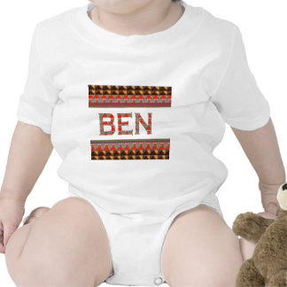 BEN name: Template Add your NAME or Photo  GOODLUC Baby Bodysuit