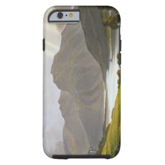 Ben Nevis, plate XII from 'Scenery of the Grampian Tough iPhone 6 Case
