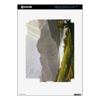 Ben Nevis, plate XII from 'Scenery of the Grampian iPad 3 Skins