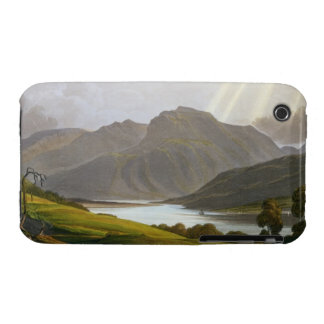 Ben Nevis, plate XII from 'Scenery of the Grampian iPhone 3 Case