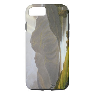 Ben Nevis, plate XII from 'Scenery of the Grampian iPhone 7 Case