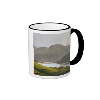Ben Nevis, plate XII from 'Scenery of the Grampian Mug