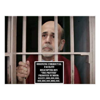 Ben-Ossining-Behind Bars Posters