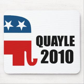 BEN QUAYLE 2010 MOUSE PAD