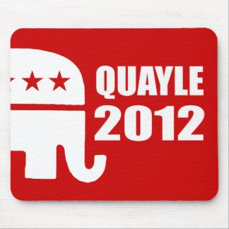 BEN QUAYLE 2012 MOUSE PAD