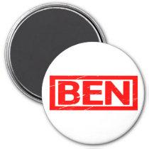 Ben Stamp Magnet