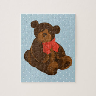 Ben the Bear Jigsaw Puzzle