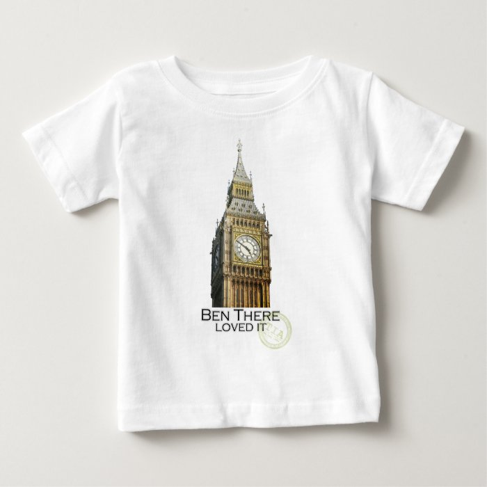 Ben There Baby T-Shirt