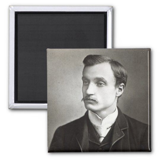 Ben Tillett, 1889 Imán Cuadrado