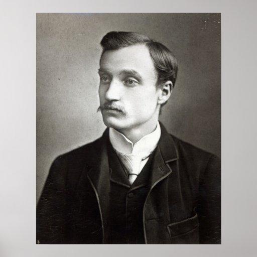 Ben Tillett, 1889 Poster