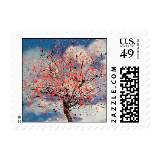 Ben Walker Tree Stamp
