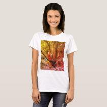 Ben Wesley in a Tree Women's T-Shirt