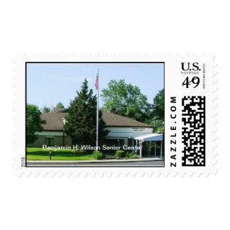 Ben Wilson Senior Center Stamps