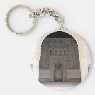 Ben Youssef  Medersa decoration Keychain