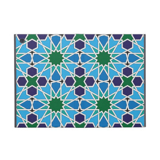 Ben Yusuf Madrasa Geometric Patterrn 10 iPad Mini Case