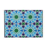 Ben Yusuf Madrasa Patterrn geométrico 10 iPad Mini Fundas