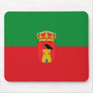 Benalup Casas Viejas Spain, Spain flag Mousepads