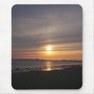 Benar Beach, Barmouth, Wales Mousepad