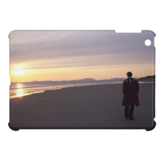 Benar Beach in the evening iPad Mini Covers