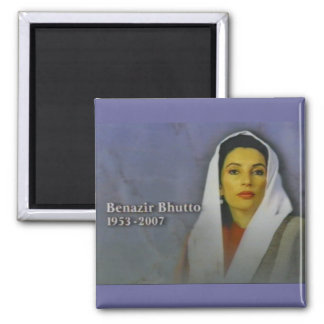 benazir bhutto magnet