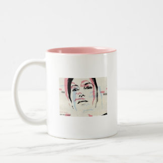 Benazir Two-Tone Coffee Mug