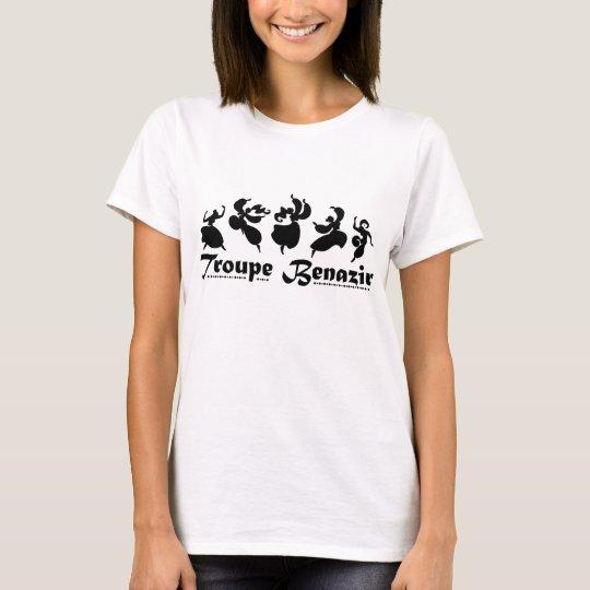 benazirlogo_lg T-Shirt