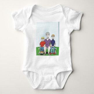 bench baby bodysuit