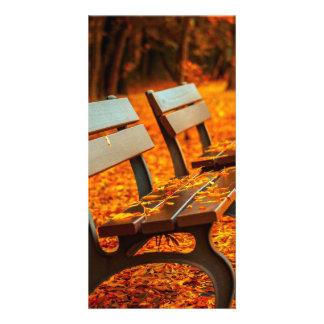 bench card
