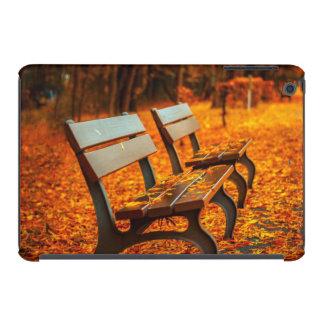 bench iPad mini cover
