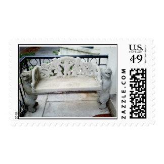 bench stamp