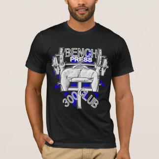 Bench Press 300 Club T-Shirt