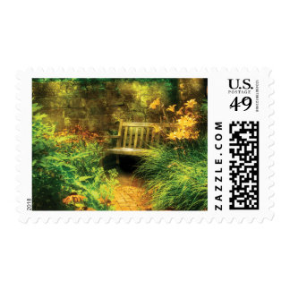 Bench - Privacy Stamps