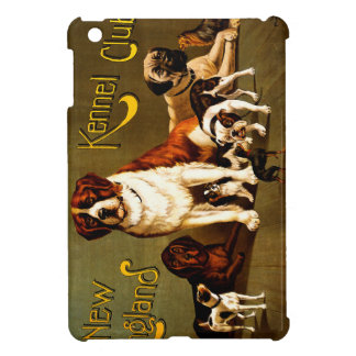 Bench Show. New England Kennel Club iPad Mini Cases