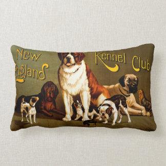 Bench Show. New England Kennel Club Lumbar Pillow