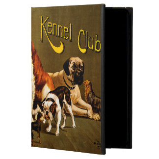 Bench Show. New England Kennel Club Powis iPad Air 2 Case