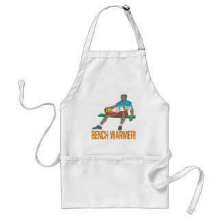 Bench Warmer Aprons