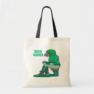 Bench Warmer Canvas Bags