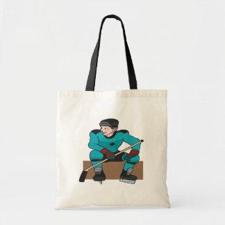 Bench Warmer Canvas Bag