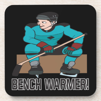 Bench Warmer Drink Coaster