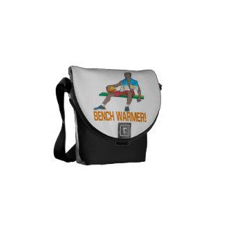 Bench Warmer Messenger Bag