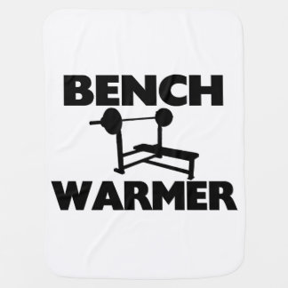 Bench Warmer Swaddle Blanket