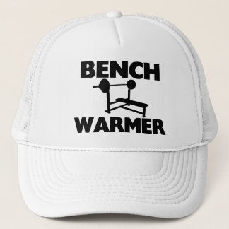 Bench Warmer Trucker Hat