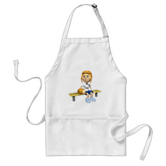 Bench Warming Aprons