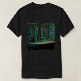 Benches T-Shirt